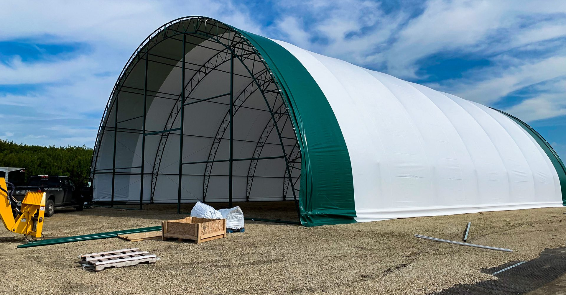 Temporary Fabric Structure Texas USA