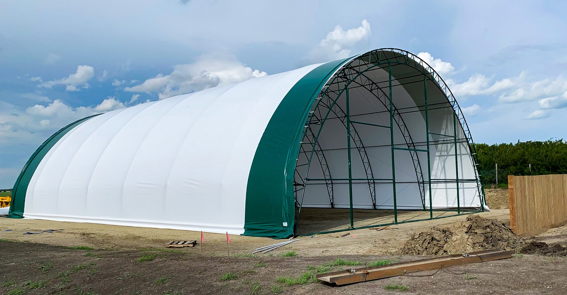 Fabric Structures Texas USA