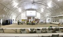 Fabric Structure - Commercial Tents